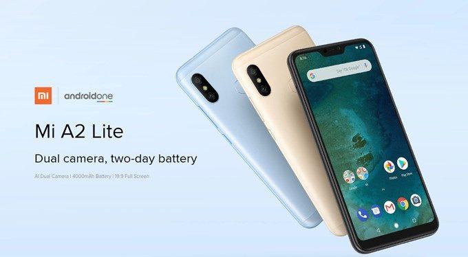 Xiaomi Mi A2 Liteのスペックと...