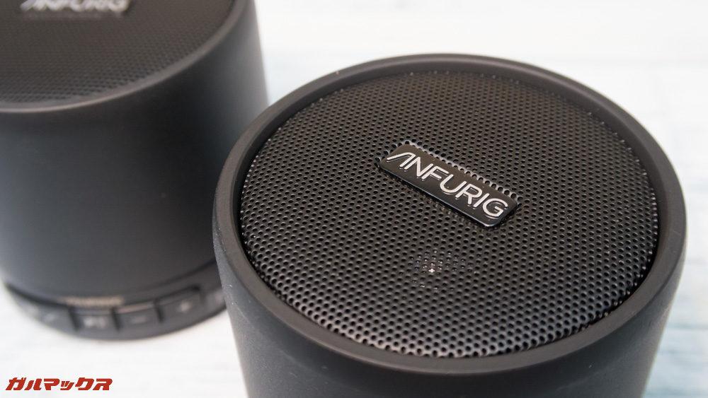 Anfurig A2はフルメタルボディーで高品質な印象を受けました。