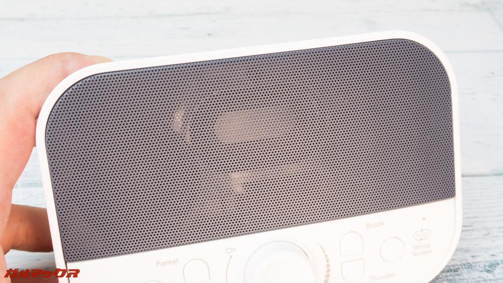 ANFURIG HFD-600は3つのスピーカーが搭載されています。