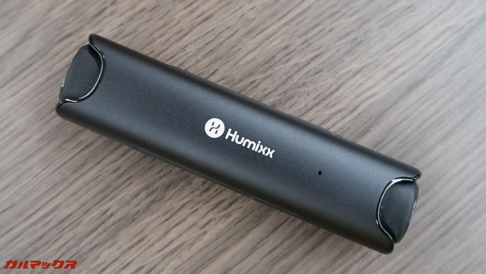 Humixx S2の外観はメタルボディーで高品質