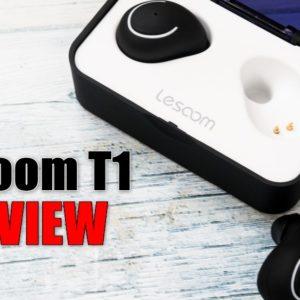 Lesoom T1のレビュー!2018年版の完全ワイヤレスイヤホンを試す!