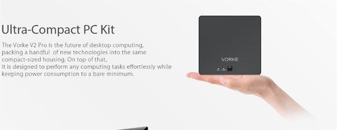 VORKE V2 Pro