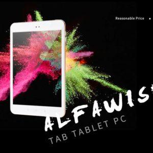 Alfawise Tabのスペックと仕様の評価、割引クーポンと価格
