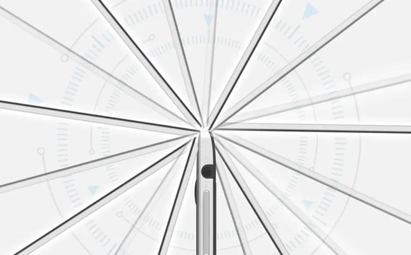 Jumper EZbook X1は360°回転ディスプレイを搭載しています。