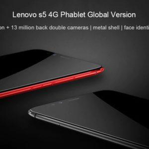Lenovo S5のスペックと仕様の評価、割引クーポンと価格