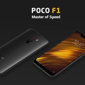 Xiaomi Poco F1の実機レビューとスペック。仕様評価、価格、最安値まとめ