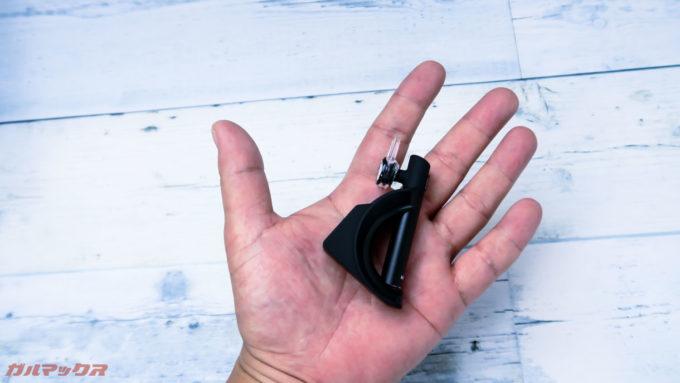 Humixx H9は手のひらサイズでコンパクトです。