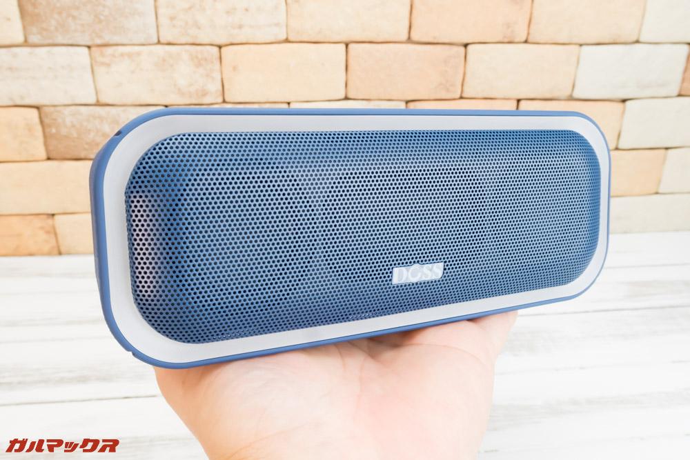 DOSS SoundBox Proのサイズは大きい