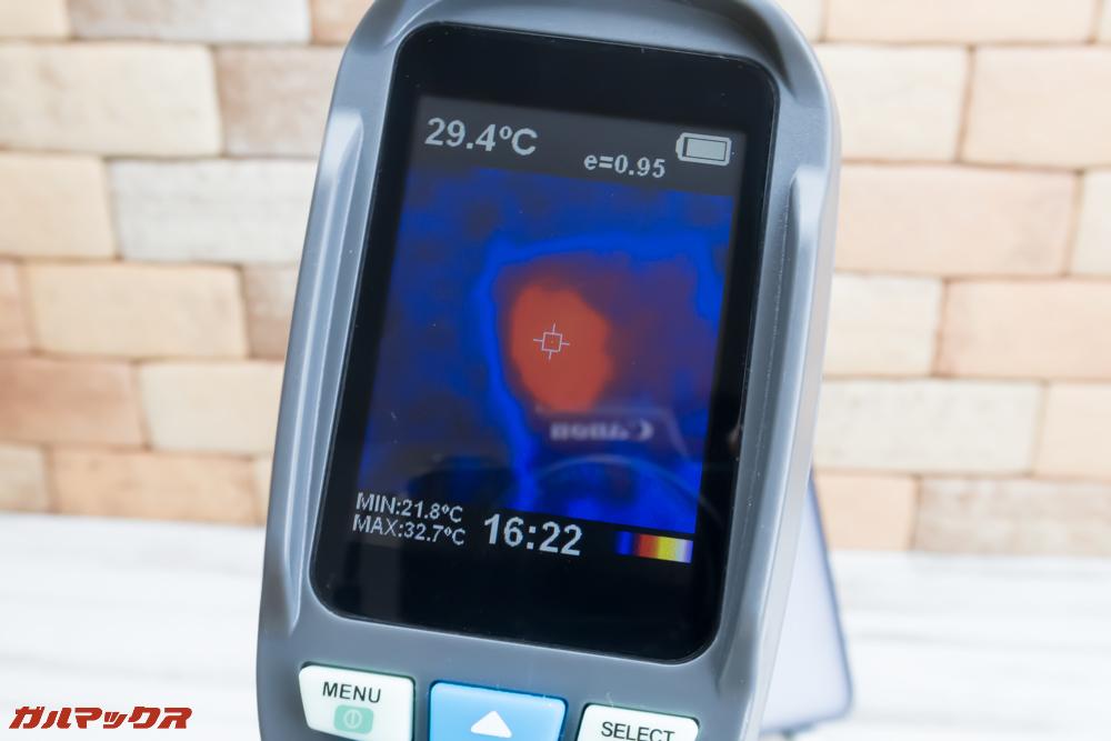 OPPO R15 Neoは発熱が低い