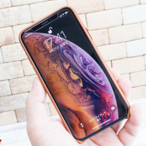 iPhone XS(A12 Bionic)の実機AnTuTuベンチマークスコア