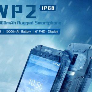 OUKITEL WP2のスペック、価格、クーポン、最安値まとめ!