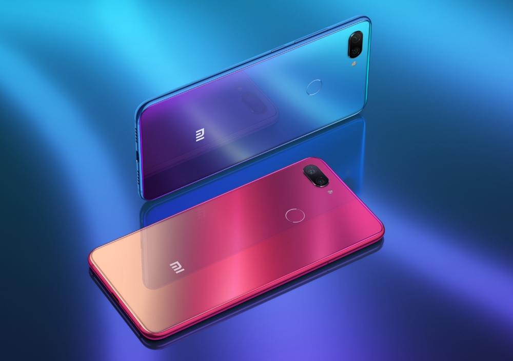Xiaomi Mi 8 Liteは7.5mmの薄型ボディーを搭載
