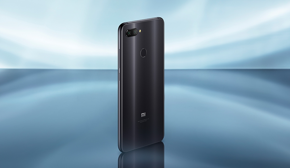 Xiaomi Mi 8 Liteは背面に指紋認証ユニットを搭載