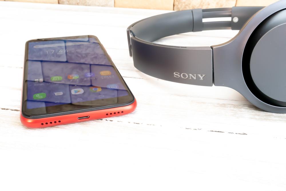 ZenFone Max M1はBluetoothの高音質コーデックにも対応。