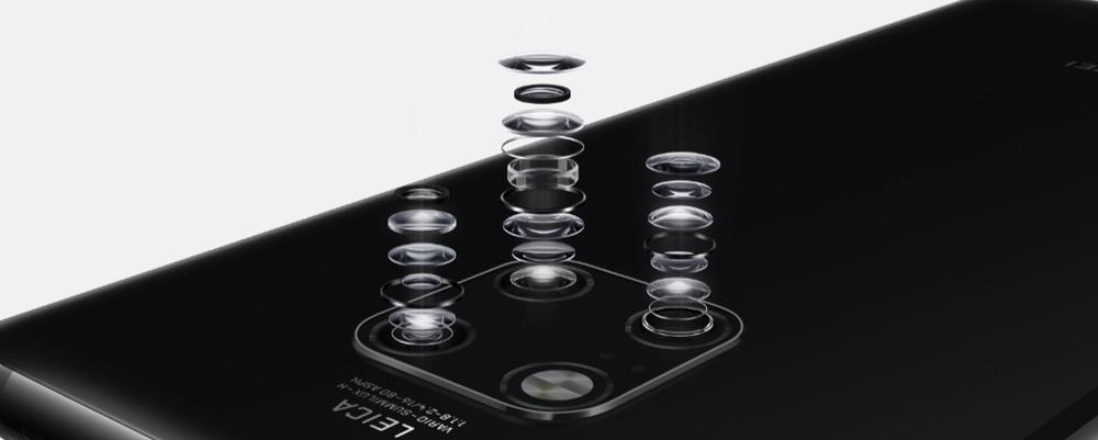 HUAWEI Mate 20 Proは従来のモノクロセンサー仕様のHUAWEIカメラとは異なり、全てカラーセンサーを採用している