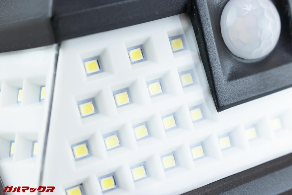 GOKU 48 LEDはLED電球を48個も搭載!