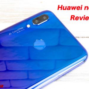 Huawei nova 3のレビューとスペック。特徴、価格、最安値のまとめ!
