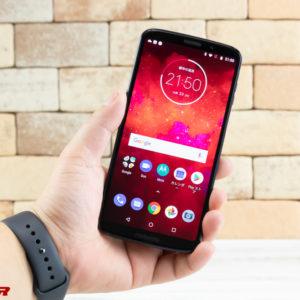 Moto Z3 Play(Snapdragon 636)の実機AnTuTuベンチマークスコア
