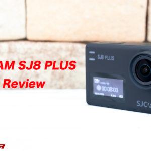 SJCAM SJ8 PLUSレビュー。強力な手ブレ補正搭載4K30FPS対応アクションカメラ!