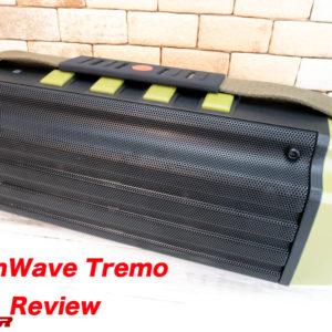 驚愕の50W!大型Bluetoothスピーカー「Tremor」レビュー