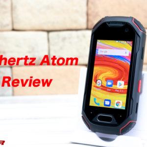 Unihertz Atomの実機レビュー!スペック、特徴、価格まとめ!