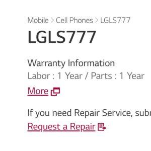 LG Stylus 3/LS777(Snapdragon 435)の実機AnTuTuベンチマークスコア