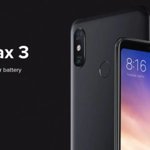 Xiaomi Mi MAX 3/メモリ4GB(Snapdragon 636)の実機AnTuTuベンチマークスコア