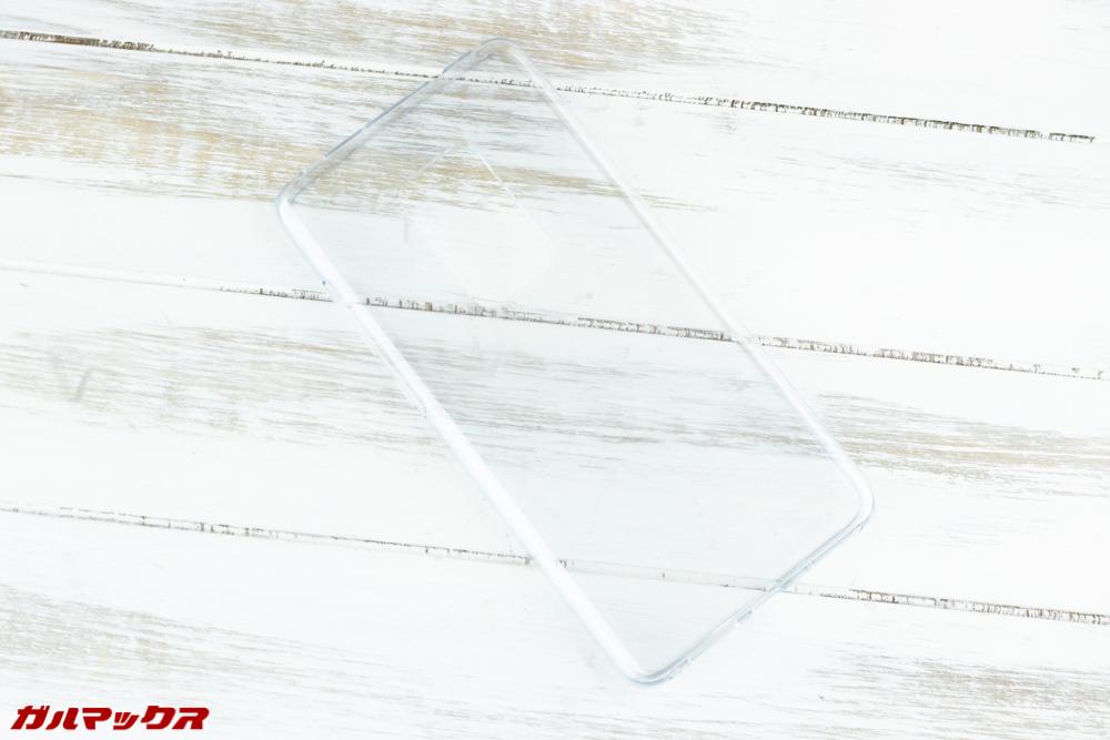 Huawei Mate 20にはクリアケースが付属しています。