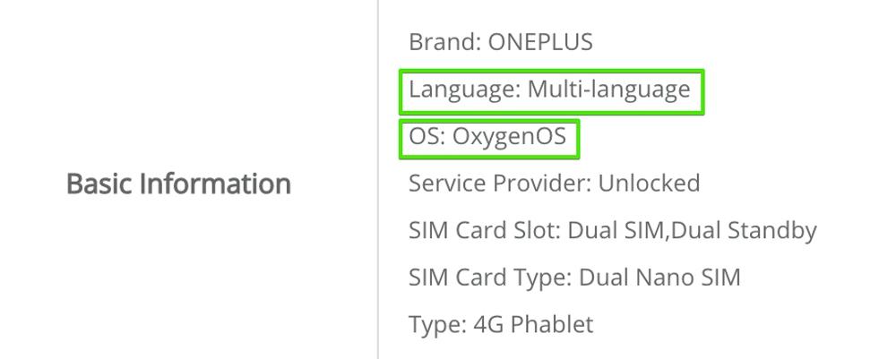 GEARBESTではOxygenOS搭載のOnePlus 6Tを取扱開始