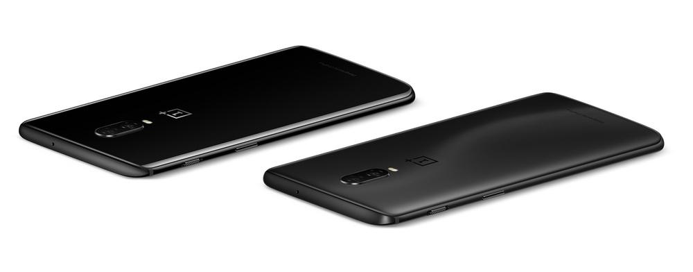 OnePlus 6Tのカラーは2色展開