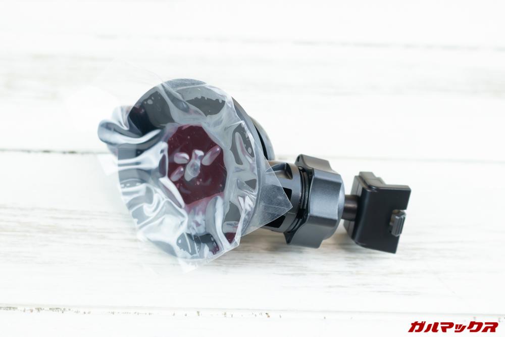 VANTRUE N1 Proには吸盤タイプのマウントが付属しております。