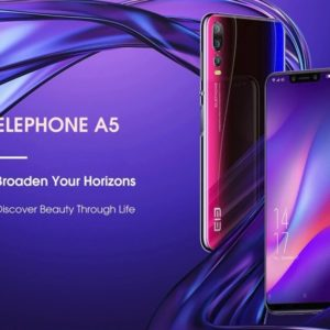 Elephone A5のスペックと詳細!機能、対応バンド、最安値まとめ