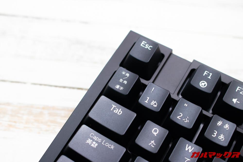 オウルテックの青軸メカニカルキーボード(OWL-KB92BLJP)