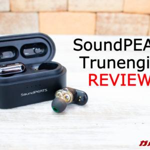 改良版のSoundPEAT「Truengine」Bluetoothイヤホンのレビュー!