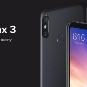 Xiaomi Mi Max 3のスペックと対応バンド!仕様・最安値まとめ!