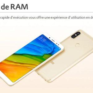 Xiaomi Redmi Note 5/RAM4GB(Snapdragon 636)の実機AnTuTuベンチマークスコア