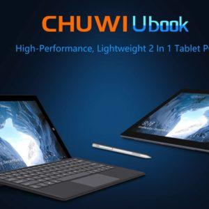 驚異の高コスパ!CHUWI最新タブレットPC「Ubook」を激安ゲットしよう!