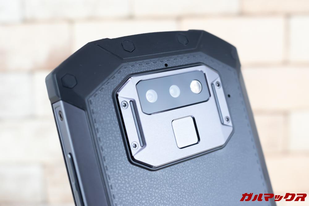 DOOGEE S70のカメラはデュアルカメラでSONYセンサーを採用しています。