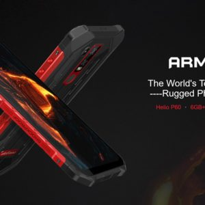 Ulefone Armor 6のスペックと詳細!機能・価格まとめ!