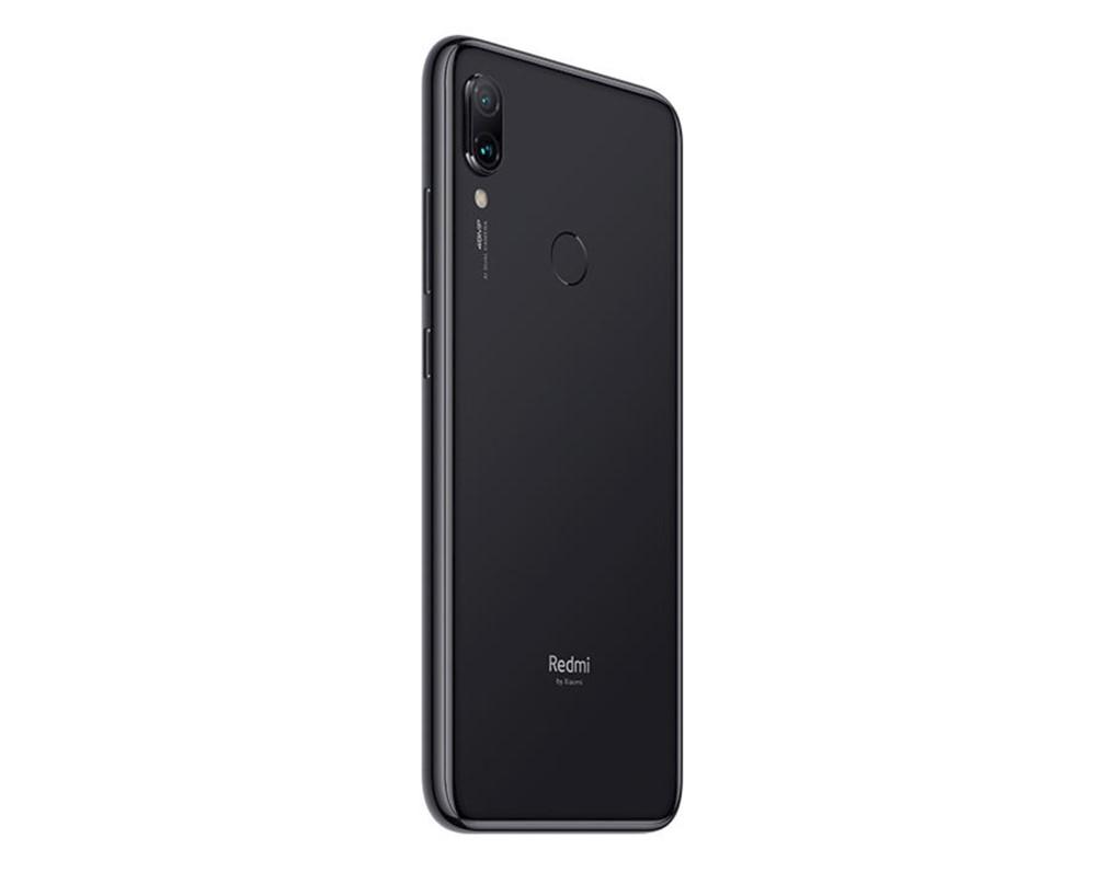 Xiaomi Redmi Note 7は縦並びのデュアルカメラと指紋センサーを背面に搭載。