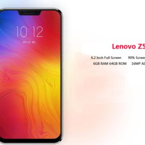 Lenovo Z5(Snapdragon 636)の実機AnTuTuベンチマークスコア