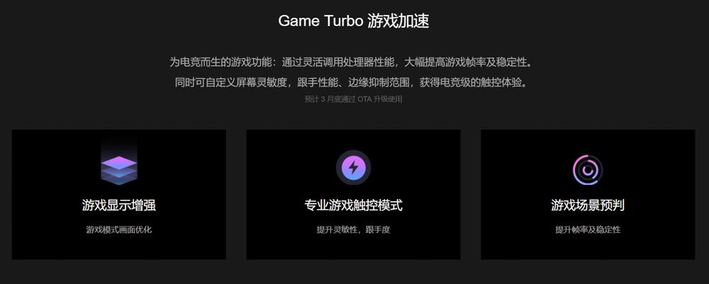 Xiaomi Mi 9 SEはゲームターボモードを搭載しています。