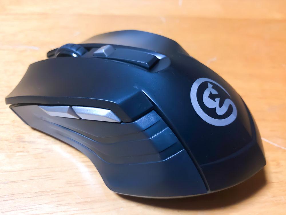 GameSir Z2にはワイヤレスマウスのGM180も付属しています。