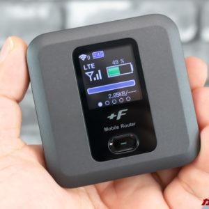 モナWi-Fiのルータ付きSIMが固定回線代わりに利用できてGood!何処でも繋がる高品質な回線が魅力!