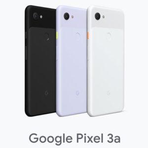 Google Pixel 3aのスペック、対応バンド、価格、特徴!