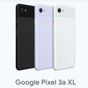 Google Pixel 3a XLのスペック、対応バンド、価格、特徴!