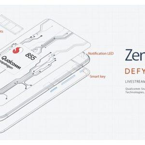 ZenFone 6の画像をASUS公式Twitterが発信!搭載SoCやSIMスロット形状、イヤホンジャック有無などが判明