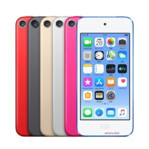 [2019年モデル]アップルより4年ぶりの新作iPod touchが登場!