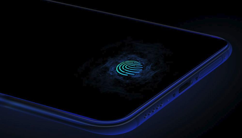 vivo V15 Proは画面内蔵指紋センサーを搭載しています。