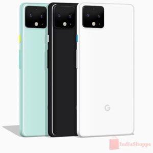 Pixel 4はブラック以外にホワイトとミントグリーンのカラー展開?